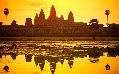 Taxi Angkor Wat Full Day