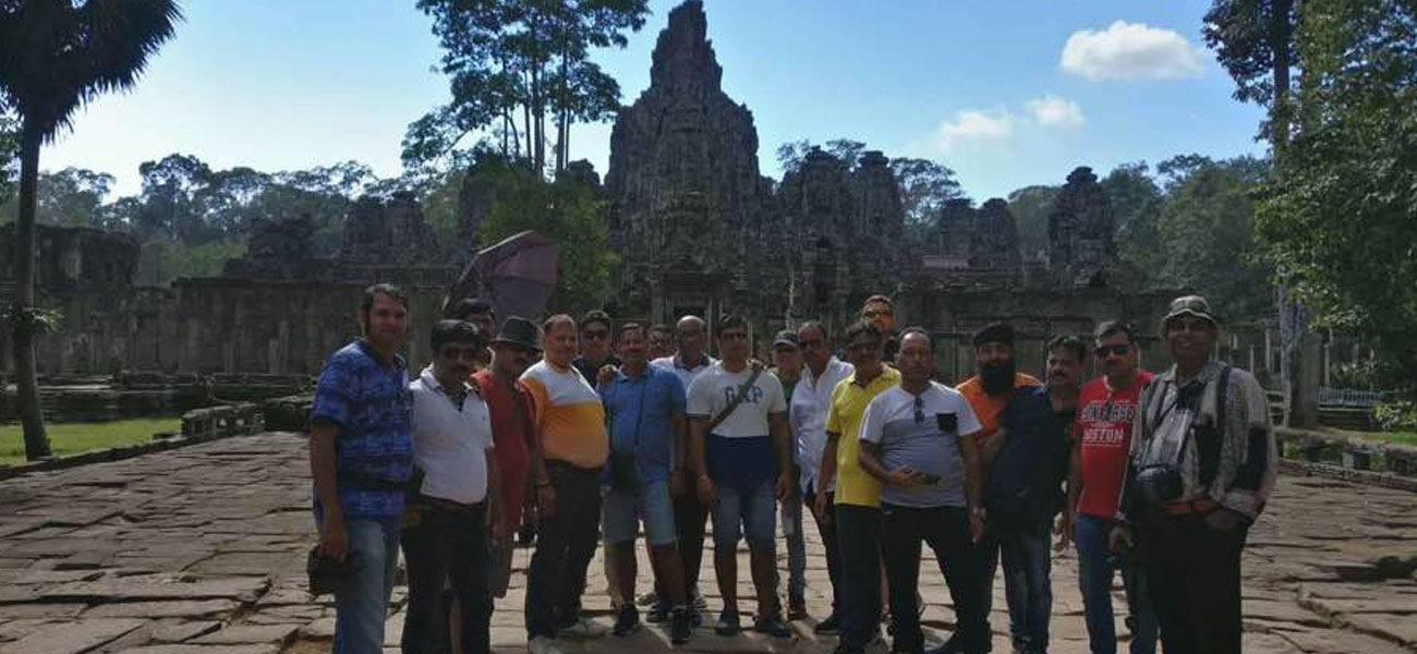 Happy Angkor Tours